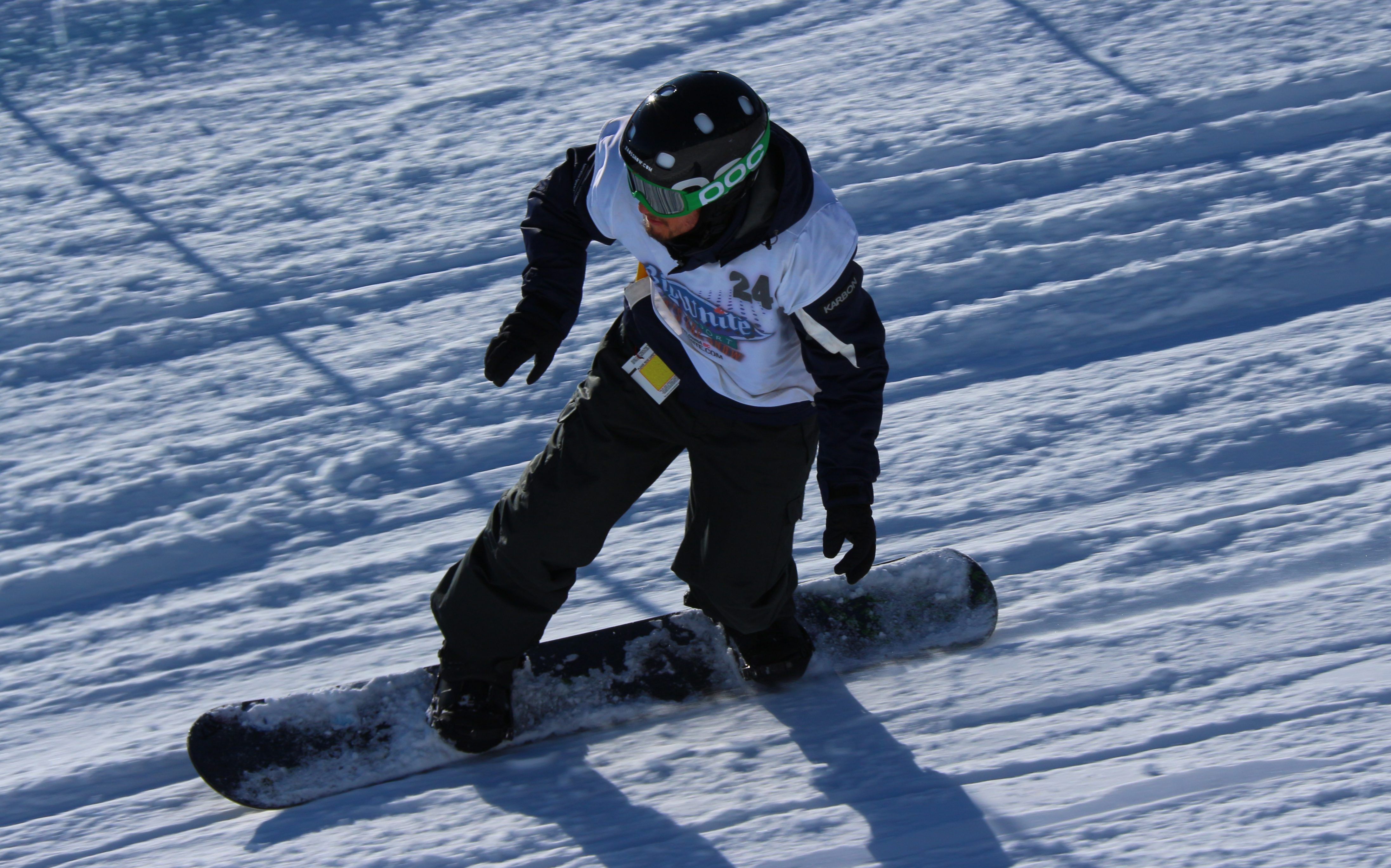 A statement from the parents of Para-snowboarder Matthew Robinson