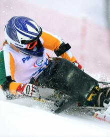 Two top 10 finishes but no medals in women's slalom