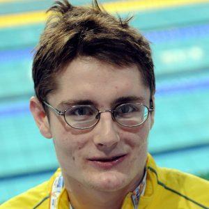 Australian Paralympian Sean Russo