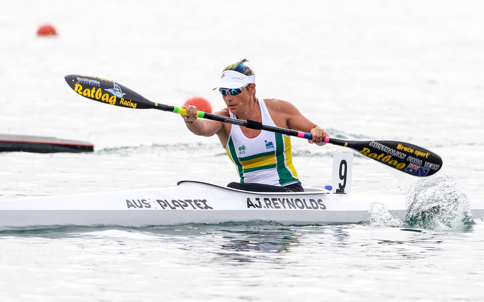Reynolds wins Australia's first gold at World Championships