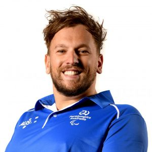 Image of Dylan Alcott smiling