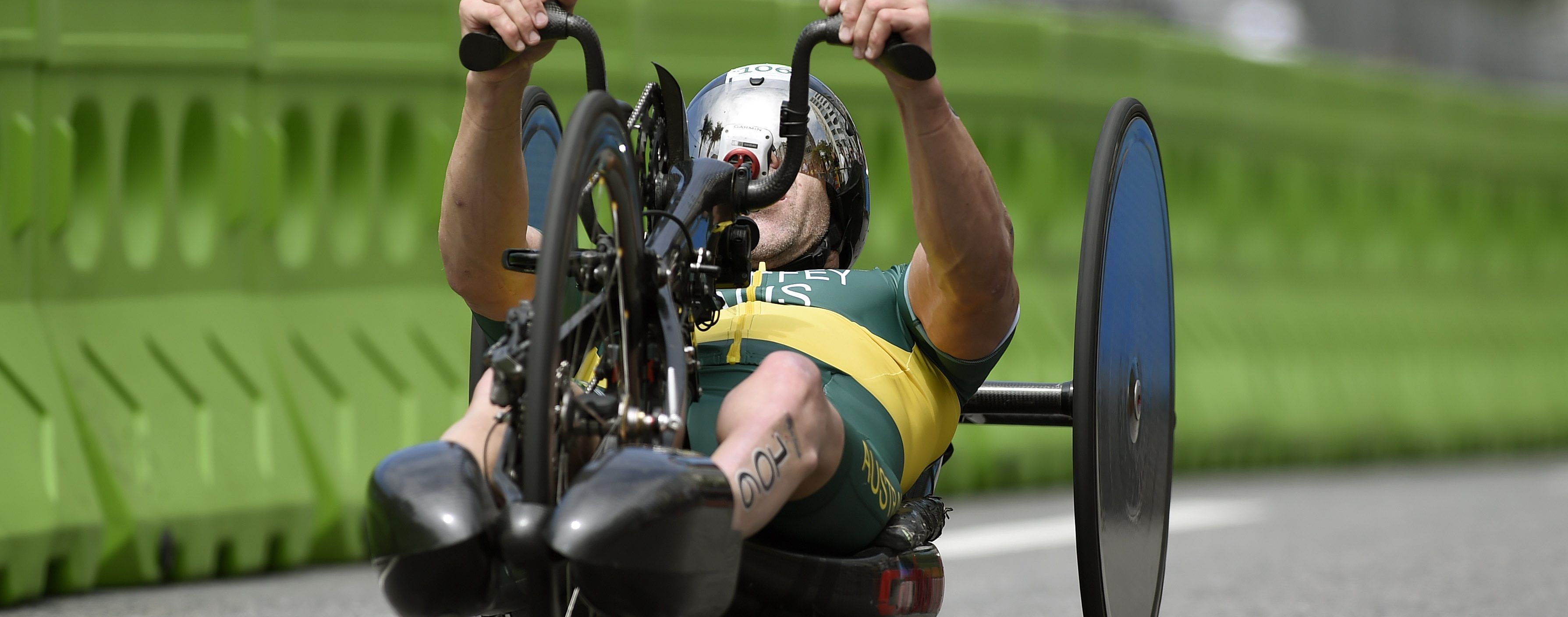Para-triathlon