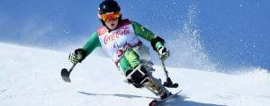 Image of Para-skier Victoria Pendergast