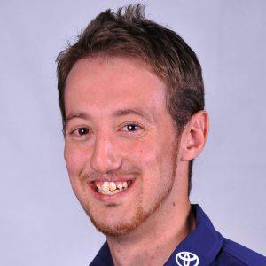 Portrait image of Matthew Cameron