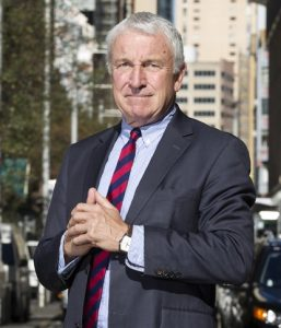 John Hartigan, Chairman Prime Media Group, for media reform story. Wednesday 1st July 2015 photo Louie Douvis