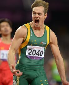 Evan Ohanlon AUS Gold