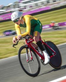 Alexandra Green AUS Cycling