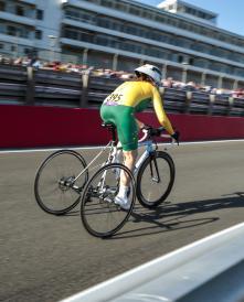 Carol Cooke AUS Cycling