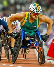 Kurt Fearnley AUS Athletics