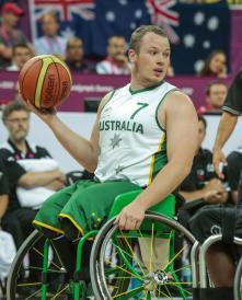 Shaun Norris AUS Basket Ball