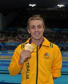 Matt Cowdrey (Gold) 100m back