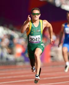 Scott Reardon 100m