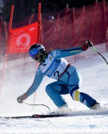 Melissa Perrine IPC Alpine World Championships_Downhill