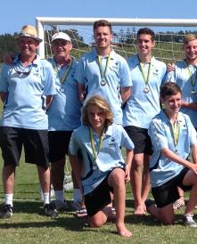 NSW Team - Gold Medalist and National Champions