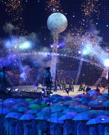 Opening Ceremony views 2012