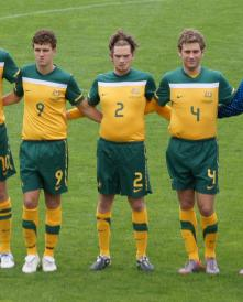 PARAROOS Line Up against Spain_0