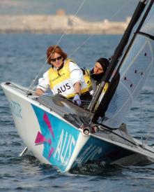 Sailing Skud
