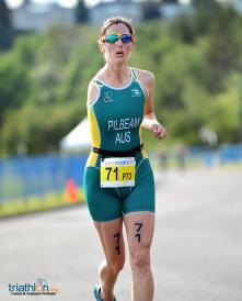 Sally Pilbeam Edmonton World Champs 2014