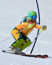 Sochi2014 training Perrine