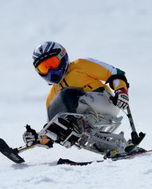 Sochi2014 training Pendergast