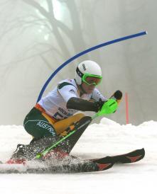 Gourley, Kane in hunt for super combined medal