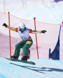 Sochi2014 Training J Badenhorst