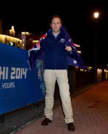 Sochi2014 Flag-Bearer