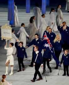 Sochi2014 Opening