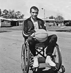 Young Frank with basketball - 72 dpi