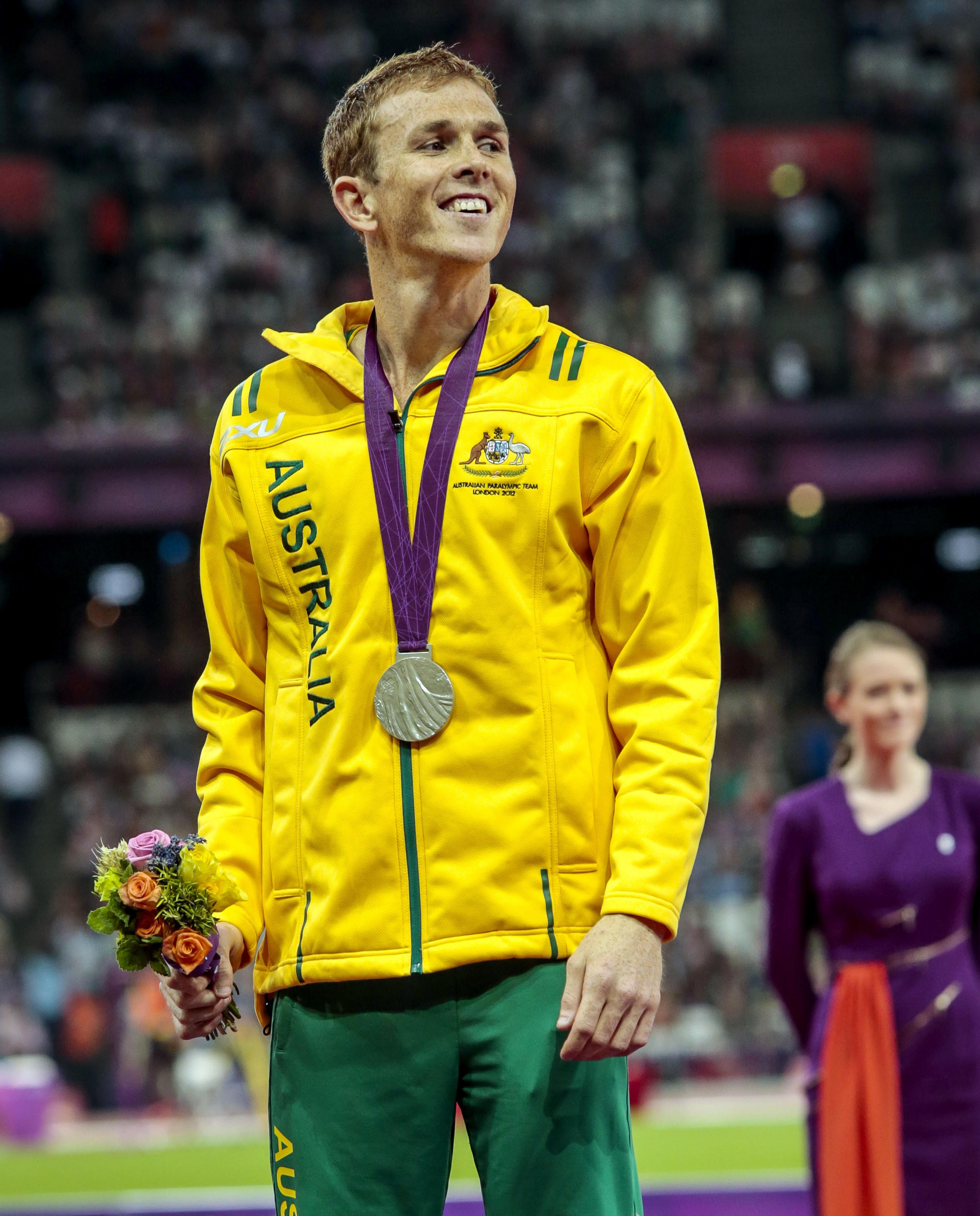 Funding for Paralympians heading to Rio
