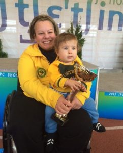 ipc_world_cup_poland_natalie_smith_with_son_daniel