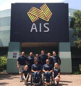 2015 SSA Para-Alpine DEVELOPMENT TEAM