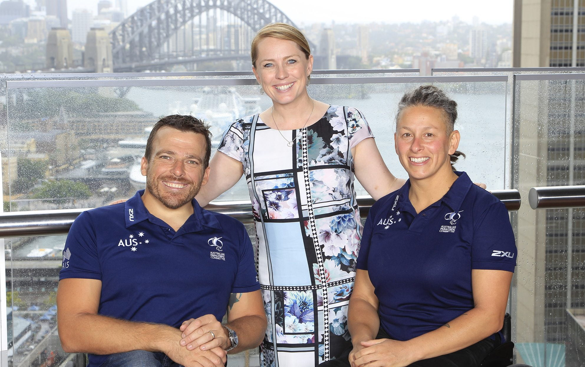 Di Toro and Fearnley to captain 2016 Australian Paralympic Team