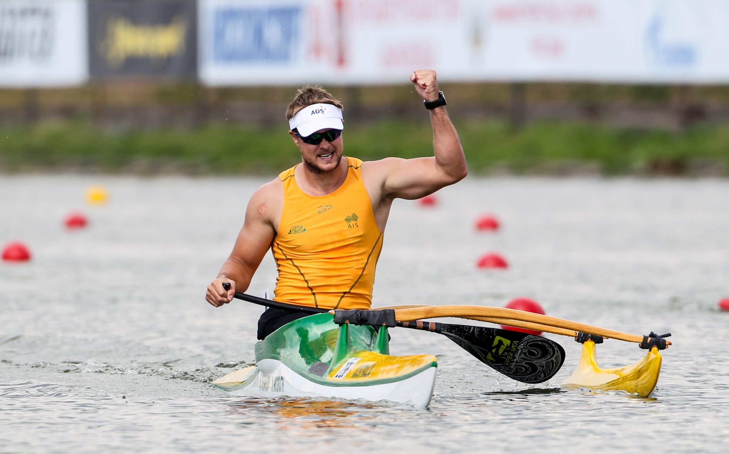 McGrath and Reynolds win first Paralympic selection trials