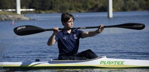 Para-Canoe / Dylan Littlehales 2016 APC RIO Para-Canoe Team announcement Australian Paralympic Committee Varsity Lakes Sportshouse / Gold Coast QLD Thursday 16 June 2016 © Sport the library / Jeff Crow