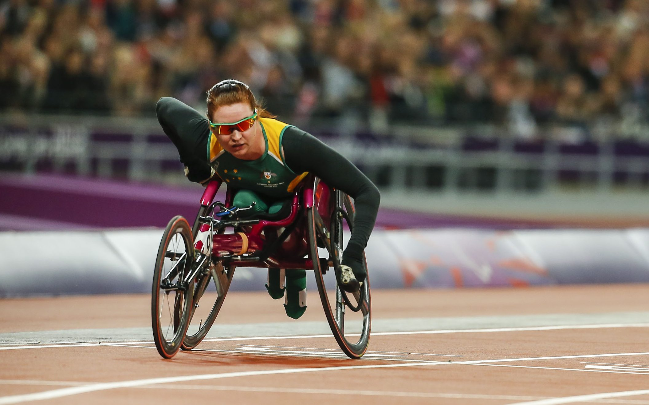 Gold Coast to host largest Para-sport program in Commonwealth Games history