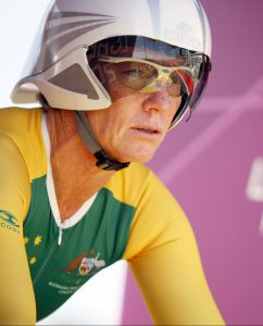 Susan Powell (AUS), Women's Individual C 4 Time Trial. Cycling Road, Brands Hatch (Wednesday 5th Sept) Paralympics - Summer / London 2012 London England 29 Aug - 9 Sept © Sport the library/Joseph Johnson