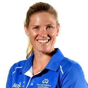 Portrait picture of Kate Naess