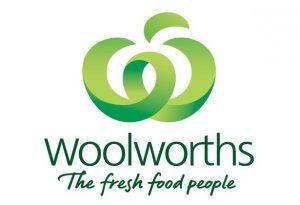 Woolworths website