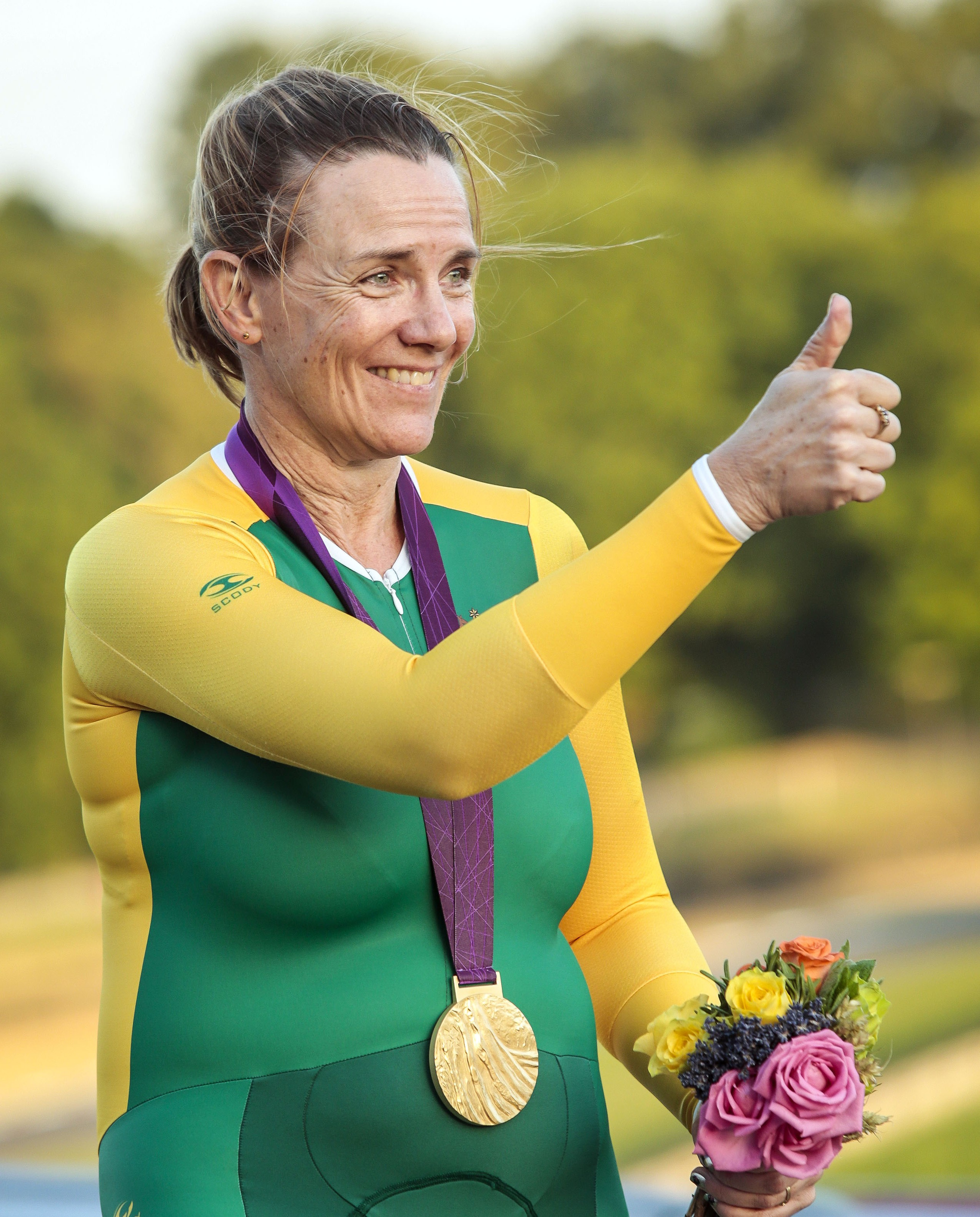 World MS Day provides perspective for Paralympic champion