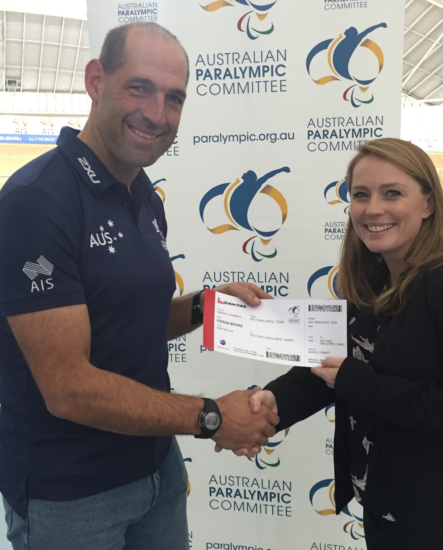 Australian Paralympic Cycling Team announced