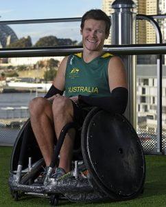 Andrew Edmondson (wheelchair rugby)