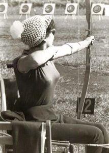 Daphne-archery