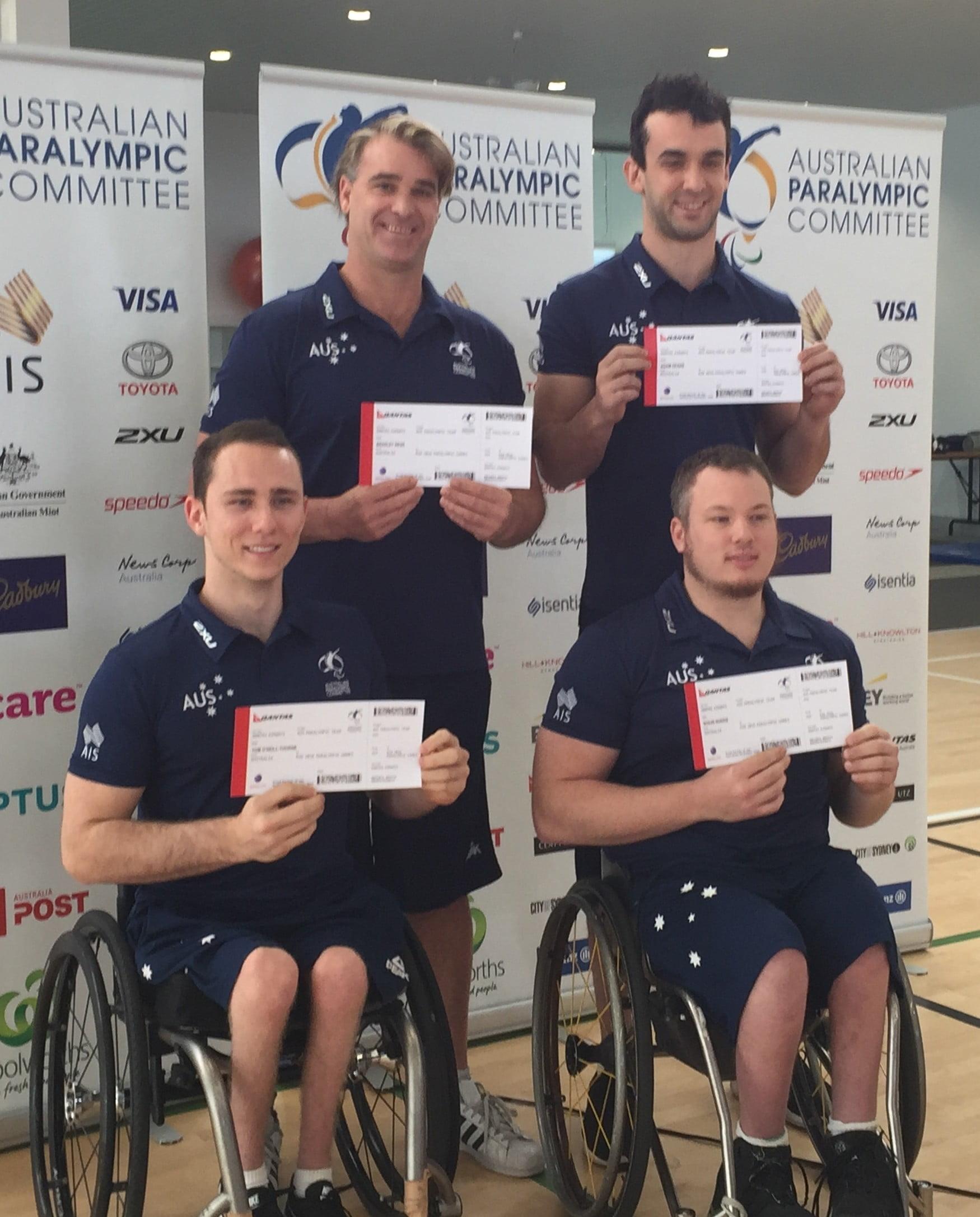 Australian Rollers ready for Rio 2016 revenge
