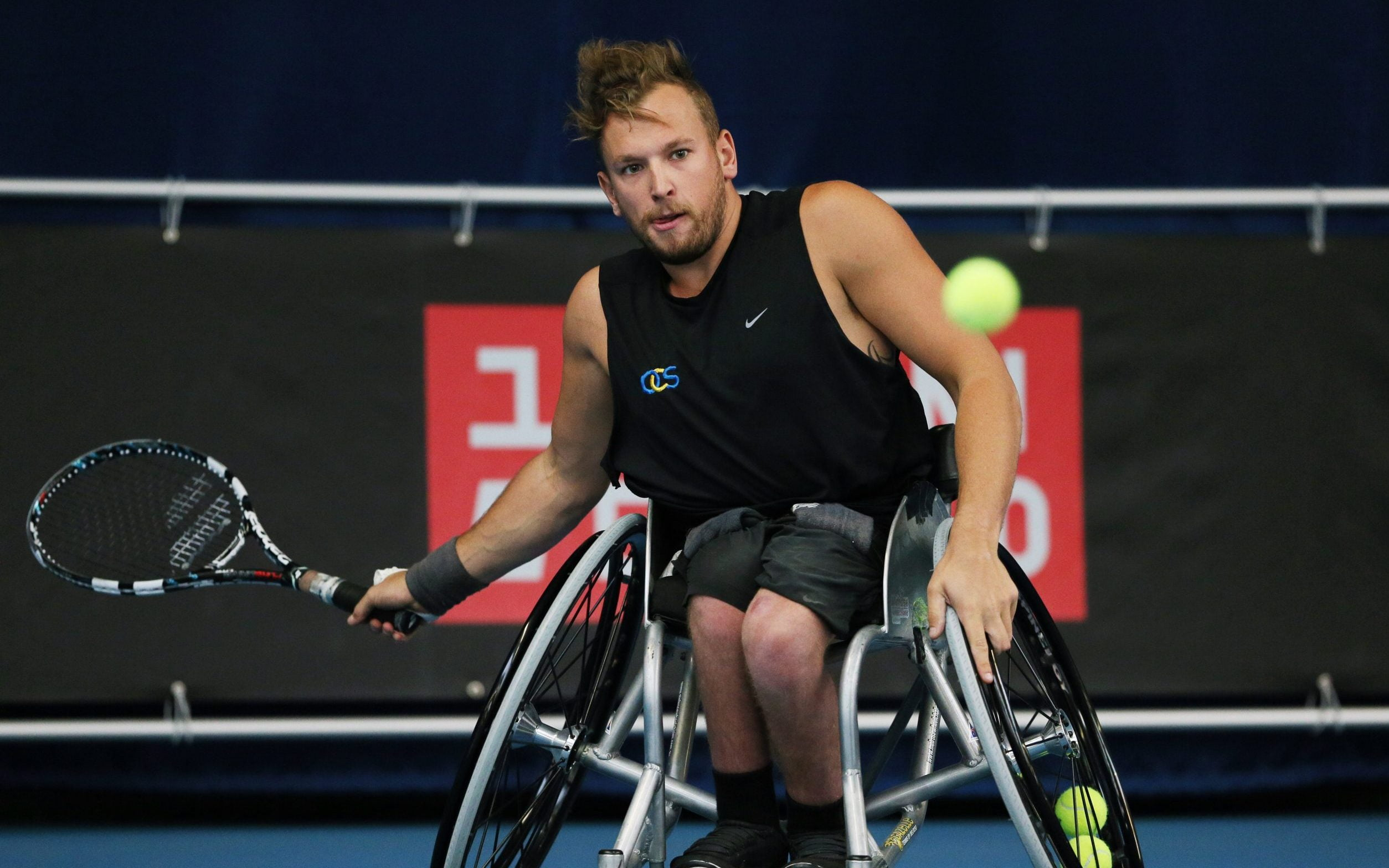 Paralympic glory in sight for Australia's wheelchair tennis athletes