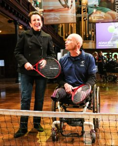 Town Hall, Sydney - 26th July 2016. City of Sydney hosts the official Paralympic farewell ceremony at Town Hall.