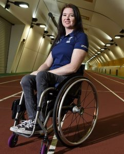 RIO 2016 APC Athletics Team Announcement at the AIS with athlete Angela Ballard Australian Paralympic Committee Australian Institute of Sport / Canberra ACT Tuesday 2nd August 2016 © Sport the library / Jeff Crow