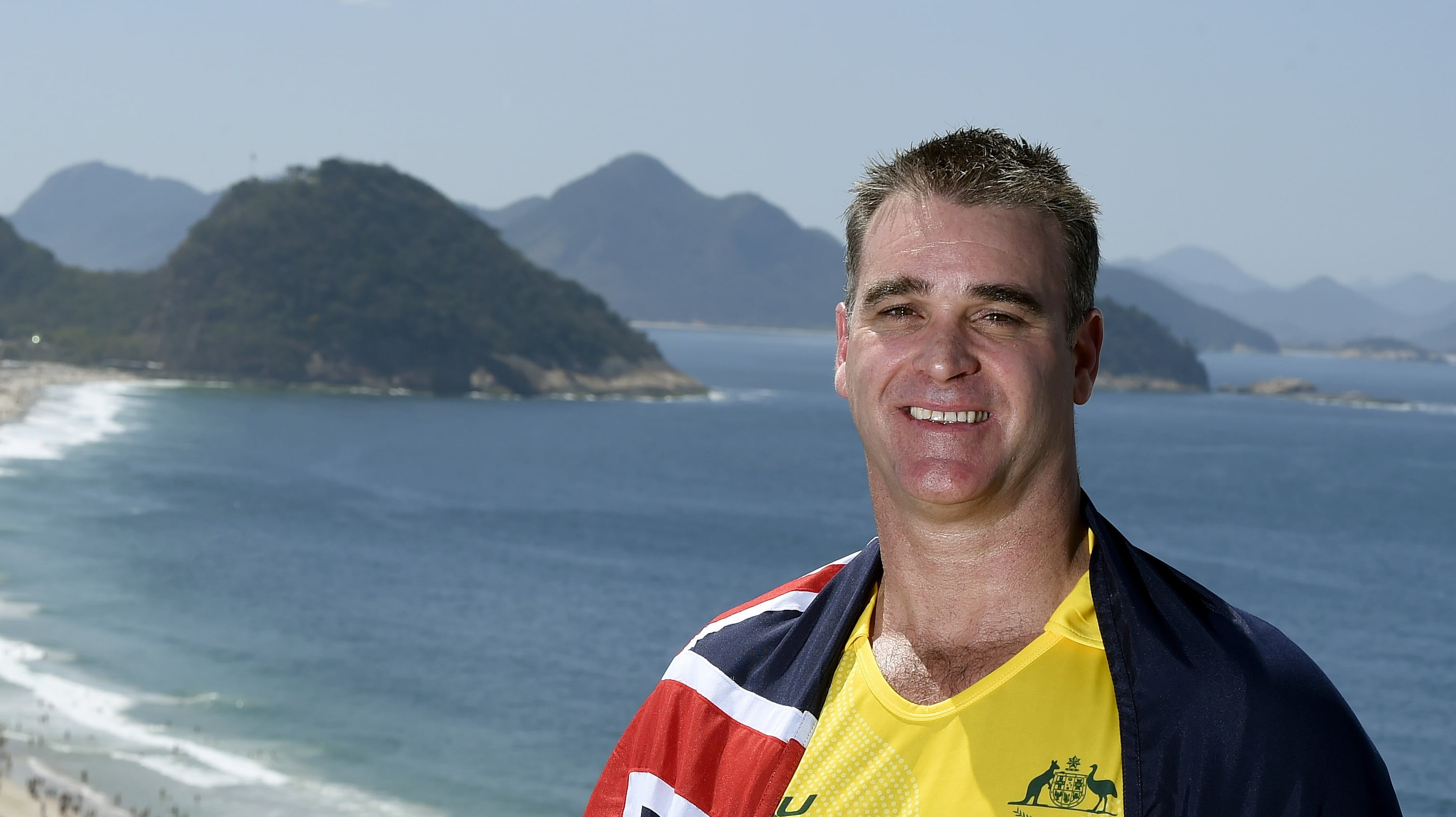 Rollers captain to lead the whole Australian Team at Opening Ceremony