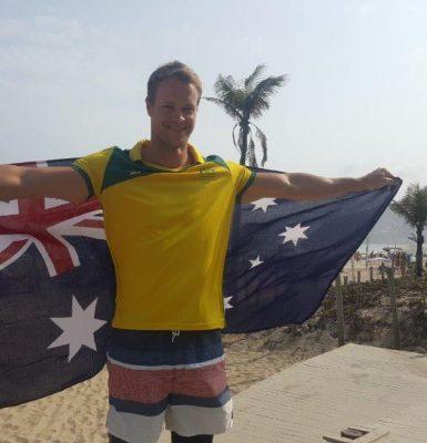 Curtis McGrath named Australian flag-bearer for closing ceremony