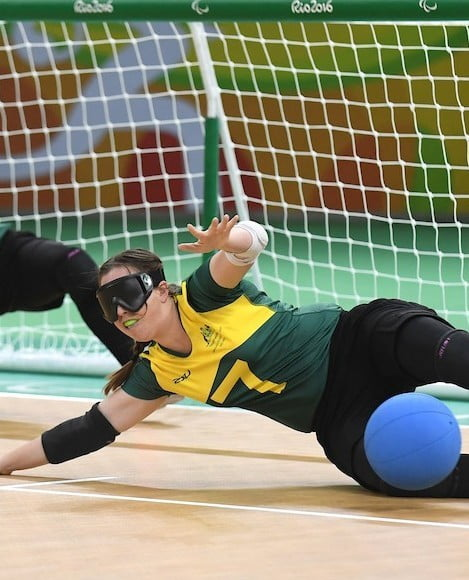 Aussie goalballers so close to first win